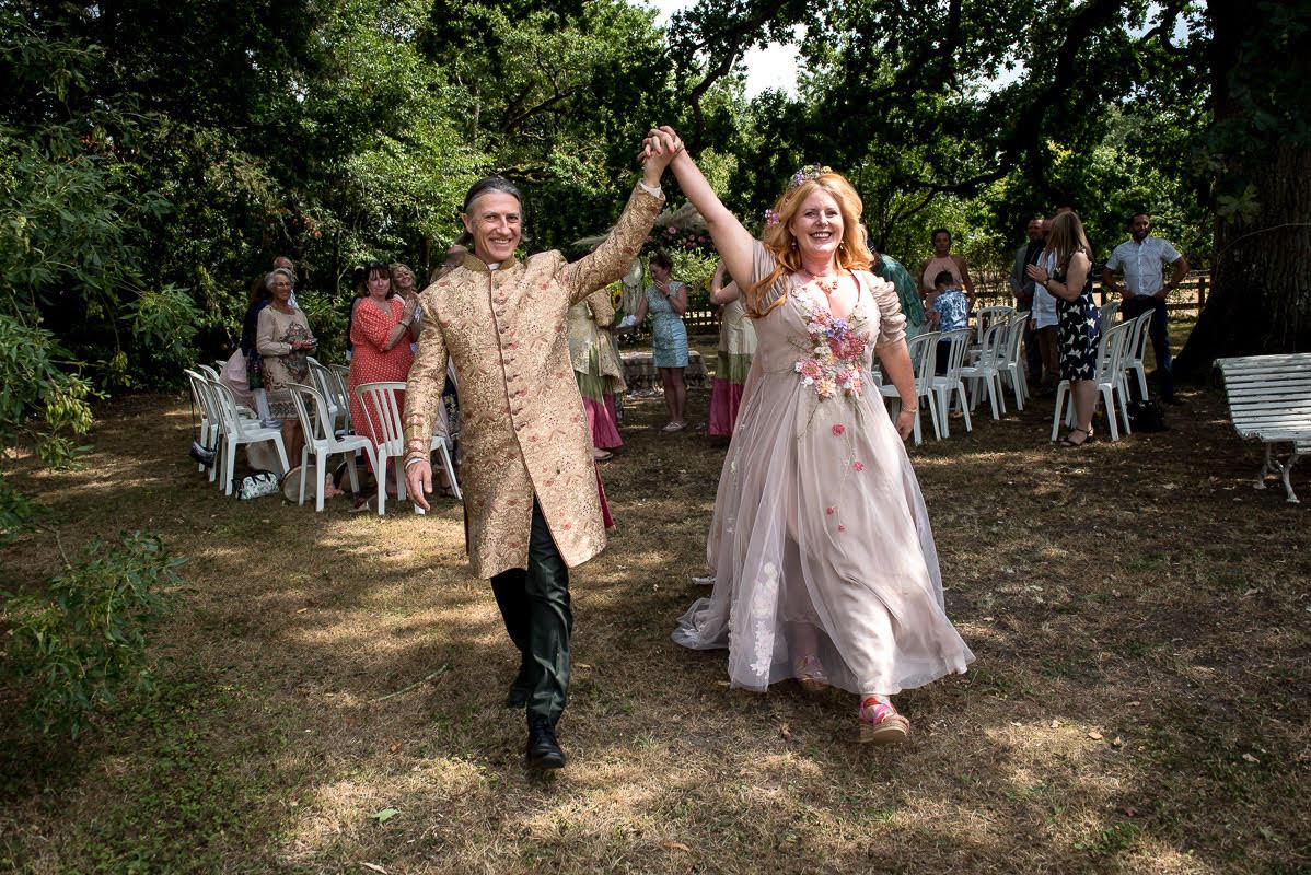 Sally Ingle, Celebrant in Devon