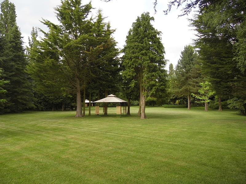 outdoor wedding venues in Bedfordshire
