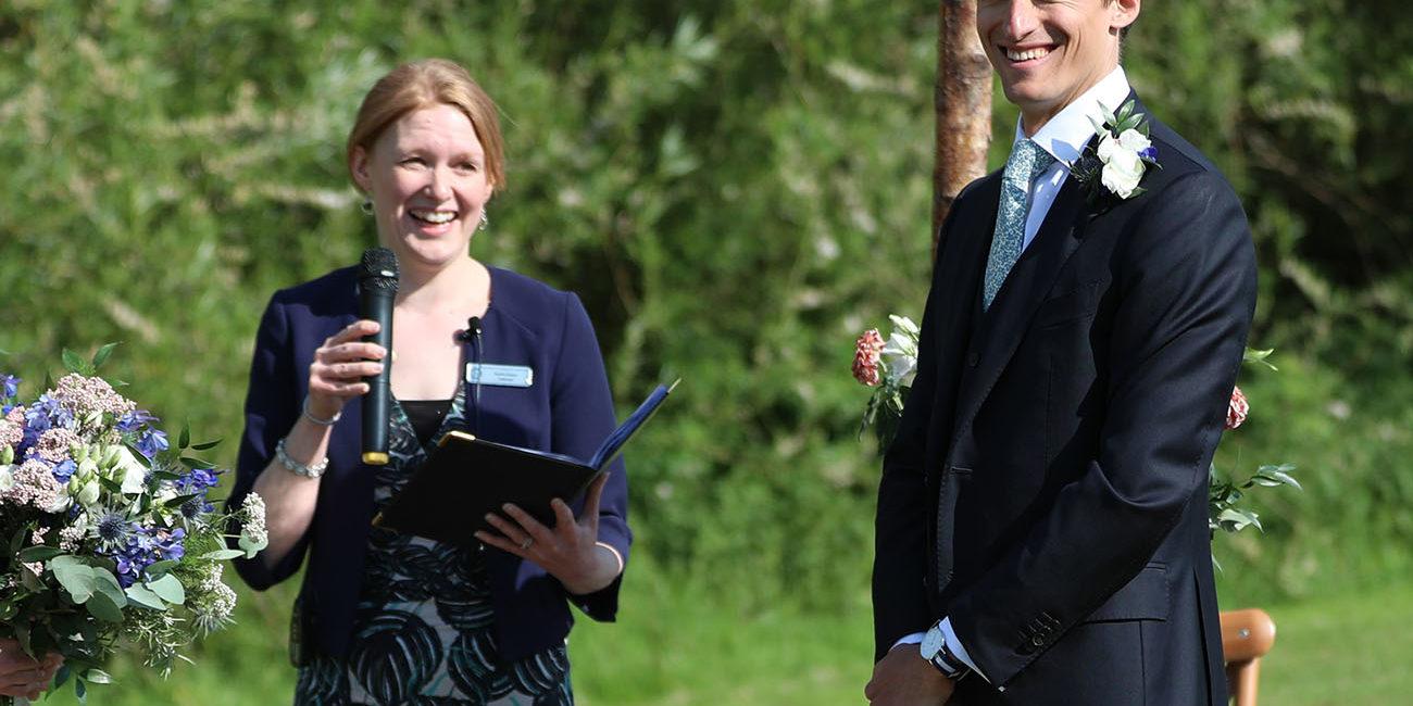Sophie Easton, Celebrant in Surrey