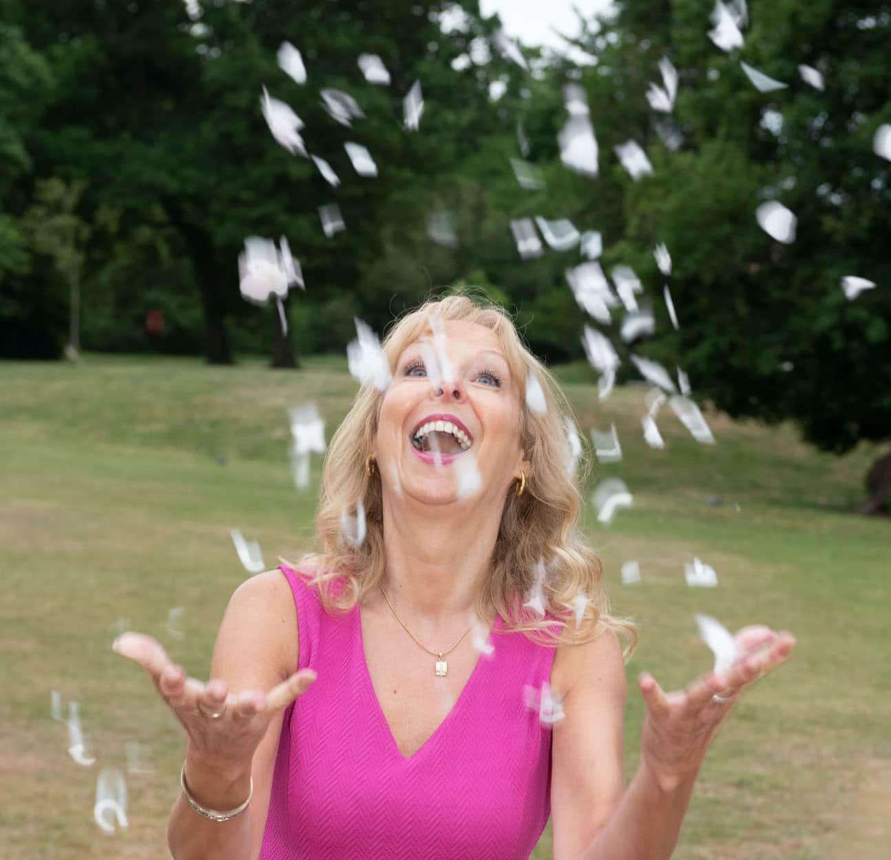 Colette Ashby, Celebrant in Berkshire