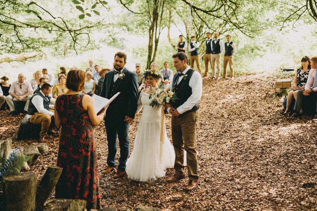 Outdoor Ceremonies real weddings